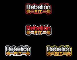 #35 untuk Logo design for new blog - Fitness - Rebelion oleh Vanai