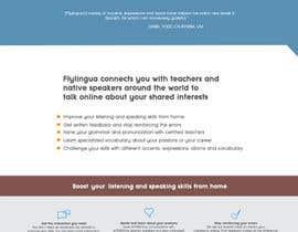 vadimcarazan tarafından Landing page redesign için no 1