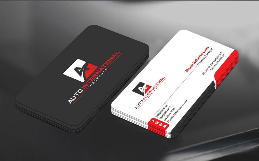 entry 27 by mamun313 for design a business card for ceo freelancer