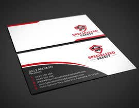 #87 untuk Design A Business Card for Specialized Safety oleh dnoman20