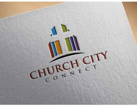 #38 untuk Church City Connect logo oleh ks4kapilsharma