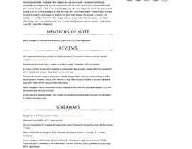 #2 untuk redesigned a media kit oleh RaviBhatti
