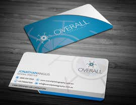 #44 untuk Design some Business Cards for UAV/Drone Aerial Photography Company oleh anikush