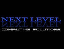 #68 for Design a Logo for Next Level Computing Solutions by luckysufiyan143