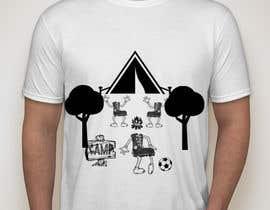 #9 untuk Design a T-Shirt oleh KaimShaw