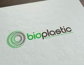 #50 untuk Design  a Logo for BIOPLASTIC oleh FutureArtFactory