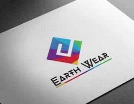 ahmad111951 tarafından Design a Logo for 'Earth Wear'' için no 32