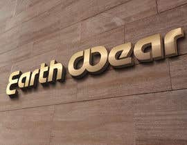 kre8tivestudio tarafından Design a Logo for 'Earth Wear'' için no 53