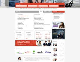 hoang8xpts tarafından Redesign website from old website için no 28