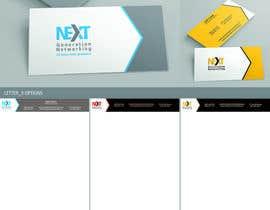 #16 untuk Logo, Business Card, 1 Page Web Site oleh milazanforlin