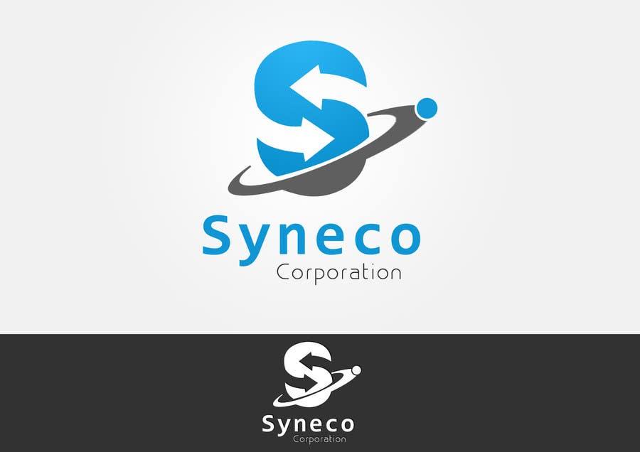Bài tham dự cuộc thi #                                        106                                      cho                                         Design a Logo for Syneco Corp