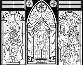 HarisAnnashr tarafından Fantasy illustration: stained glass windows için no 8
