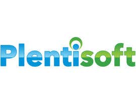 #515 untuk Logo Design for Plentisoft - $490 to be WON! oleh ulogo