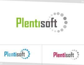 #578 untuk Logo Design for Plentisoft - $490 to be WON! oleh innovys