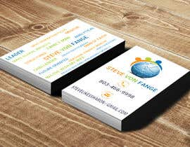 #83 untuk Design a business card with logo oleh CentracchioG