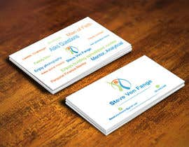 #92 for Design a business card with logo by IllusionG