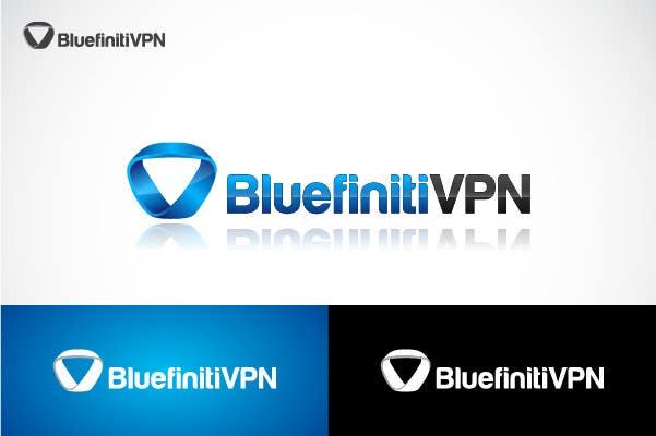 #131 for Design a Logo for BluefinitiVPN by brandcre8tive