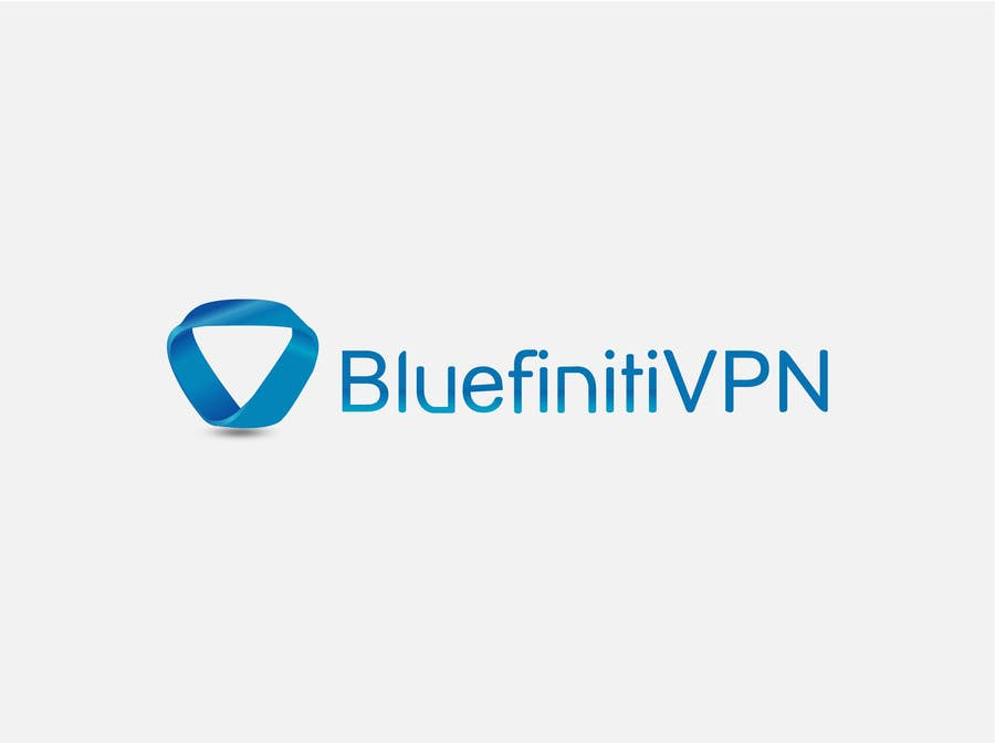 #79 for Design a Logo for BluefinitiVPN by texture605