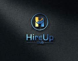 #152 untuk Design a Logo for HireUp Club oleh nipen31d