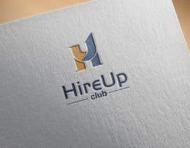 #153 untuk Design a Logo for HireUp Club oleh nipen31d