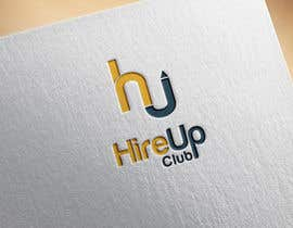 #69 untuk Design a Logo for HireUp Club oleh allrounderbd