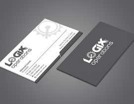 #115 untuk Design a sleek business card for Logix Operations oleh attraction111