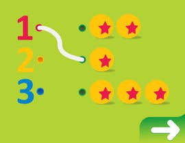 MrHankey tarafından Design of a User Interface for a Kids Educational Game için no 27