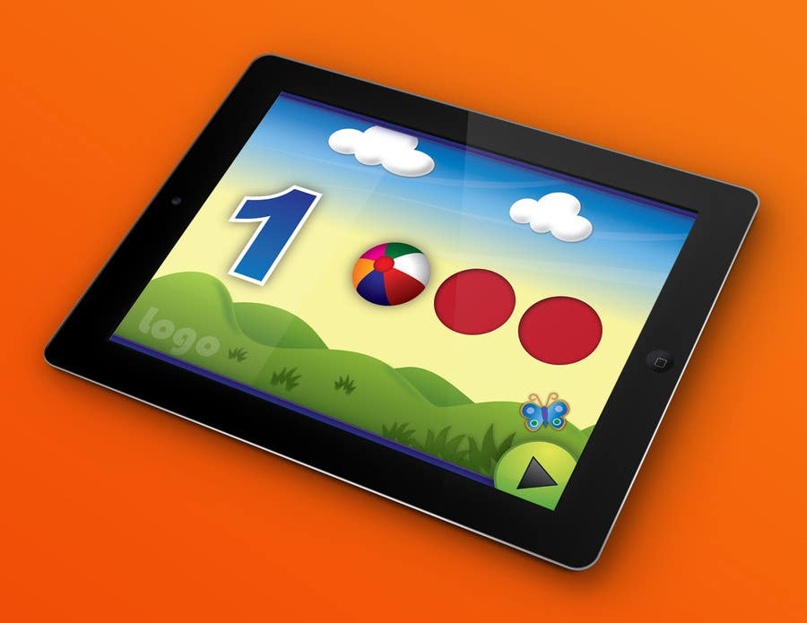 #23 for Design of a User Interface for a Kids Educational Game by PereViki