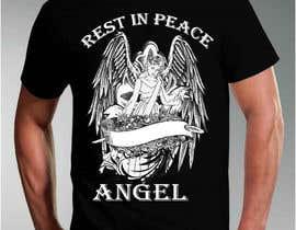 #18 untuk Design a Angel T-Shirt oleh hussainanima