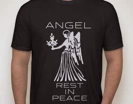 #14 untuk Design a Angel T-Shirt oleh KaimShaw