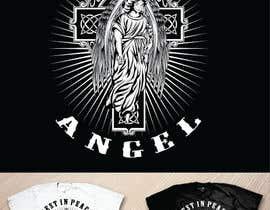 #2 untuk Design a Angel T-Shirt oleh agussetiawan72
