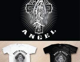#15 untuk Design a Angel T-Shirt oleh agussetiawan72