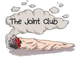 #15 untuk CONTEST: I need a rad illustration of a joint (aka spliff, jay, doobie) oleh marcokap