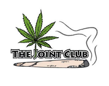 #9 untuk CONTEST: I need a rad illustration of a joint (aka spliff, jay, doobie) oleh mogado