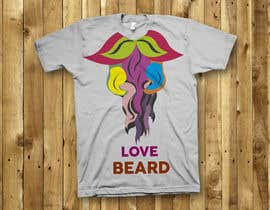 DANSGUN tarafından Design World Beard Day Themed T-Shirt için no 9