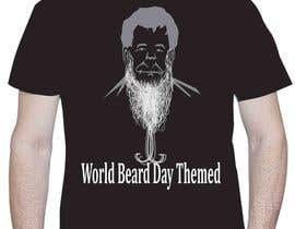 elliondesignidea tarafından Design World Beard Day Themed T-Shirt için no 23