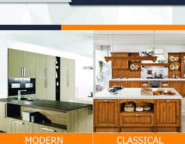 #10 untuk Design a Flyer for Kitchen for Unique Cucine oleh LampangITPlus