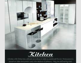 Shrey0017 tarafından Design a Flyer for Kitchen for Unique Cucine için no 16