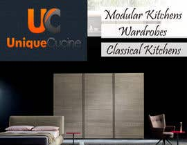 WeazenSoft tarafından Design a Flyer for Kitchen for Unique Cucine için no 14