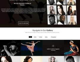 harisramzan11 tarafından Design a Website Mockup for an online institute için no 19