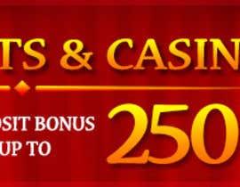 #4 for Design a Banner for Casino & Sportbook Bonus by designzforworld