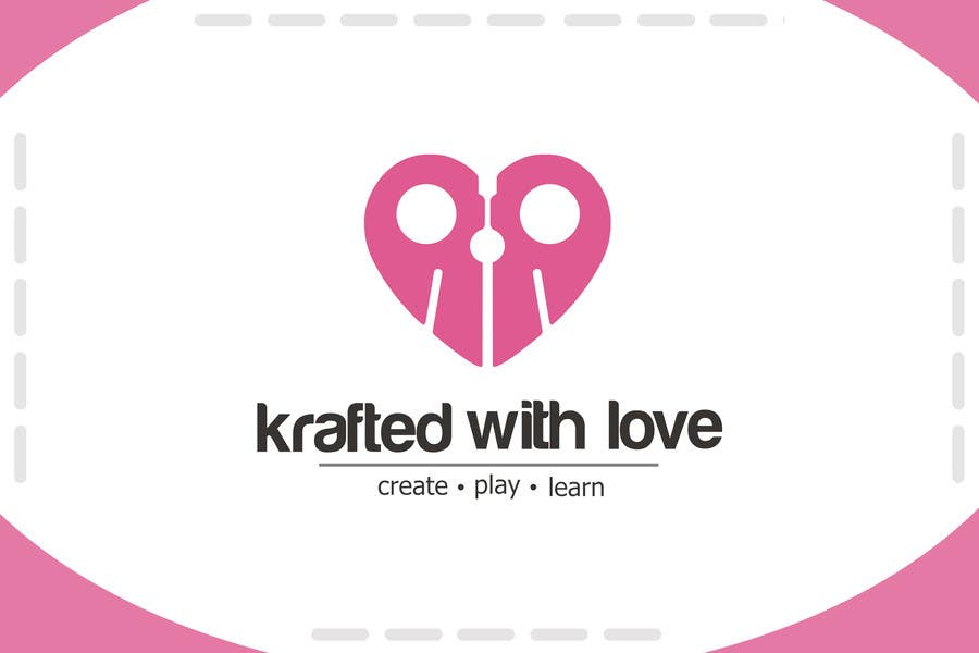 #93 for Kids craft site n logo by Artvertise