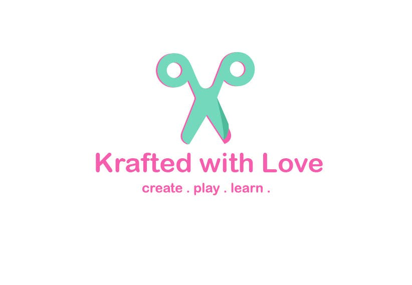 #54 for Kids craft site n logo by stefgoesmess
