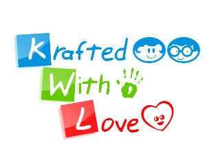 #44 for Kids craft site n logo by hymnaalkuino