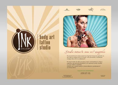 #7 for Design a Flyer for Ink Gallery by luvephotowork