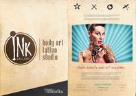 Contest Entry #6 for Design a Flyer for Ink Gallery