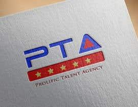 mwarriors89 tarafından Design a Logo for Prolific Talent Agency (PTA) için no 21