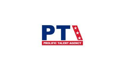 brunusmfm tarafından Design a Logo for Prolific Talent Agency (PTA) için no 5
