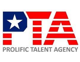 tuankhoidesigner tarafından Design a Logo for Prolific Talent Agency (PTA) için no 16