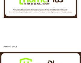 #12 untuk Design a Store front Banner oleh Redbrock